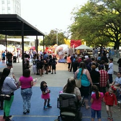 Photo taken at Houston Children's Festival by Silvia M. U. on 3/30/2014