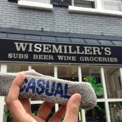 Photo taken at Wisemiller's Grocery & Deli by Anupam C. on 3/17/2013