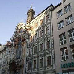 Photo taken at München by Anton R. on 2/10/2013