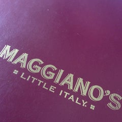 Photo taken at Maggiano's Little Italy by Victor R. on 3/15/2013