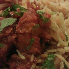 Photo taken at Meghana Foods by Nameer N. on 3/25/2013