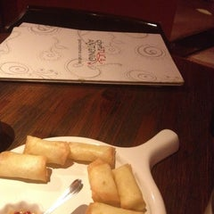 Photo taken at Chef Tuca Antonio by Rodrigo B. on 5/10/2014