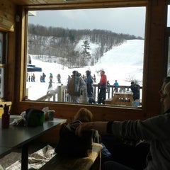 Photo taken at Camp Fortune by Wendy on 3/13/2013