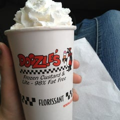 Photo taken at Doozle's Ice Cream by Taylor P. on 3/15/2013