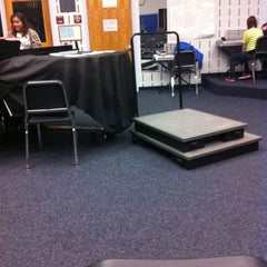 Photo taken at Dixie M Hollins High School by Hailey M. on 12/6/2012