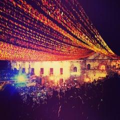 Photo taken at Basilica Minore del Santo Niño by Daniel M. on 1/10/2013