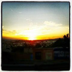 Photo taken at Santiago de Querétaro by Dan S. on 2/4/2013