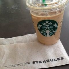 Photo taken at Starbucks (สตาร์บัคส์) by Tonklar T. on 3/20/2013
