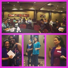 Photo taken at Holiday Inn Express & Suites North Dallas At Preston by Elayna F. on 8/19/2014