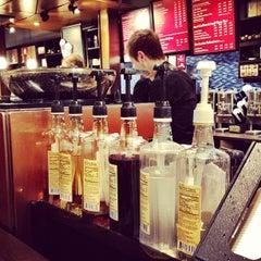 Photo taken at Starbucks by John H. on 12/18/2012