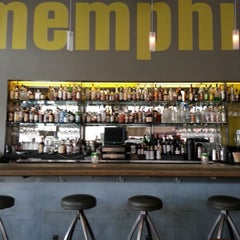 Photo taken at Memphis at the Santora by Ferdinand R. on 12/4/2012
