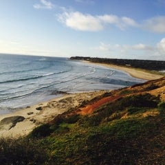 Photo taken at Port Noarlunga Beach by Hariz A. on 7/7/2015