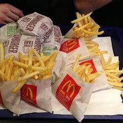 Photo taken at McDonald's by Sebastian on 4/6/2013