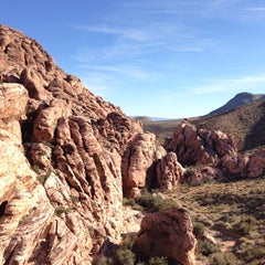 Photo taken at Red Rock Canyon National Conservation Area by Frank  V. on 12/7/2012