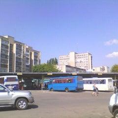 Photo taken at Автовокзал «Вінниця» / Vinnytsia Bus Station by Insomnia on 8/10/2013
