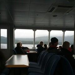 Photo taken at Real Journeys Lake Te Anau by NariTa P. on 5/5/2013