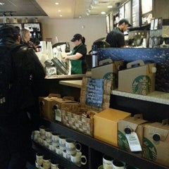 Photo taken at Starbucks by VM on 3/1/2013