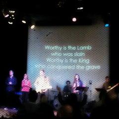 Photo taken at The Bridge Church by Eric O. on 1/13/2013