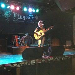Photo taken at Dingbatz by A. D. on 3/21/2013