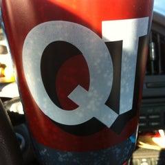 Photo taken at QuikTrip by Jenny B. on 1/21/2014