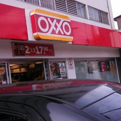 Photo taken at Oxxo by Ale R. on 6/9/2014
