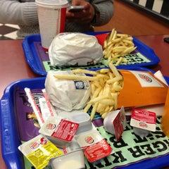 Photo taken at Burger King by Elcin 🎶🎶 on 12/24/2012