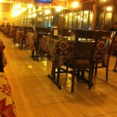 Photo taken at Kırkayak Antep Evi by Taner Y. on 12/25/2012