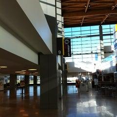 Photo taken at Portland International Jetport (PWM) by Kyle H. on 11/18/2012