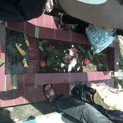 Photo taken at Masjid Agung Purwakarta by Bayu J. M. on 8/9/2013