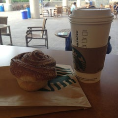 Photo taken at Starbucks by Masha S. on 1/23/2013