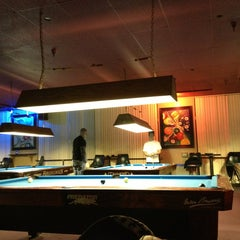 Photo taken at Pool Sharks by Rebecca W. on 1/2/2013