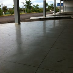 Photo taken at Rodoviária de Lucélia by Binho Tralalau 🍺 on 12/16/2012