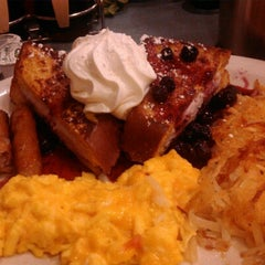 Photo taken at Perkins Restaurant and Bakery by Emily W. on 12/11/2012