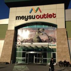 Photo taken at Meysu Outlet by Mustafa T. on 12/25/2012