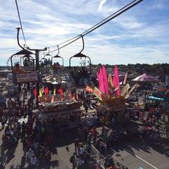 Photo taken at South Carolina State Fair by Gary R. on 10/19/2014