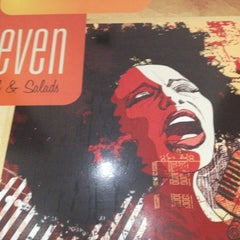 Photo taken at Seven Grill & Salads by Guilherme H. on 12/14/2012
