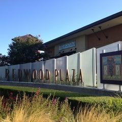 Photo taken at Redwood Plaza by Mossman $. on 8/12/2013