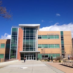 Photo taken at WSU Elizabeth Hall by Drmossman M. on 3/7/2014