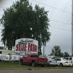 Photo taken at South Dakota State Fair by Mossman $. on 9/6/2015
