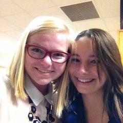 Photo taken at Shore Regional High School by Annie S. on 12/8/2012