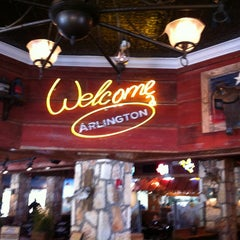 Photo taken at Saltgrass Steak House by Tyler N. on 3/30/2013
