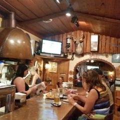 Photo taken at Glarner Stube by Michelle W. on 8/15/2015