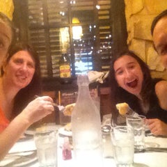 Photo taken at Romano's Macaroni Grill by Yoram S. on 6/22/2014