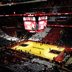 Photo taken at Washington Wizards by Scott K. on 5/15/2014