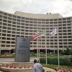 Photo taken at Washington Hilton by Batu O. on 6/28/2013