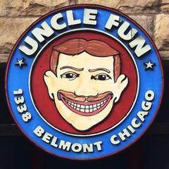 Photo taken at Uncle Fun by Jeremy J. on 1/26/2014