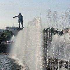 Photo taken at Московская площадь by Roman F. on 6/1/2013