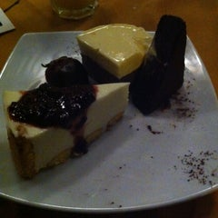 Photo taken at Restaurant Tierra de Fuego by Javiera V. on 1/1/2013