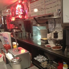 Photo taken at Red Arrow Diner by John A. on 1/8/2013