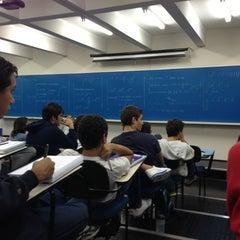 Photo taken at Colegio COC by Felipe C. on 2/7/2013